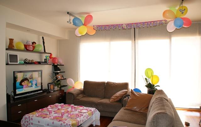 Prep rale a tu hijo o hija un fiesta de cumplea os for Como decorar una habitacion sencilla