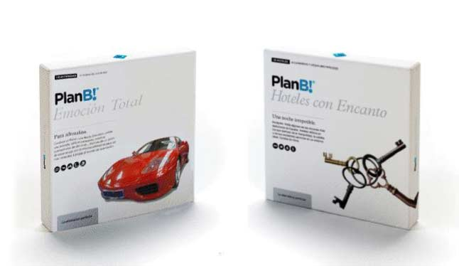 PlanB!: experiencias inolvidables como regalo