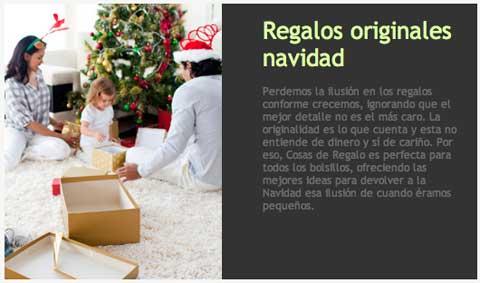 Escaparate destacado de esta semana ideas para navidad - Ideas para regalos de navidad originales ...