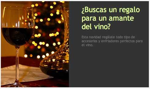 Escaparate con lo mejor para los amantes del vino