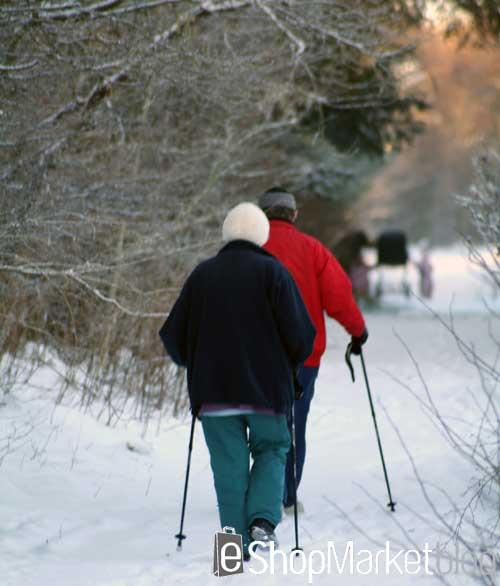 Bastones para Nordic Walking