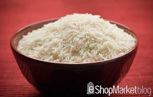 Recetas con el estuche al vapor de Lékué: arroz Basmati con verduras