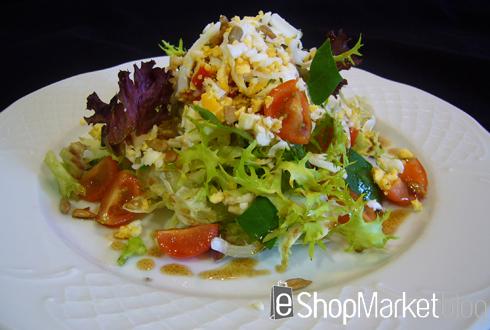 Menú de recetas: Ensalada Maresme