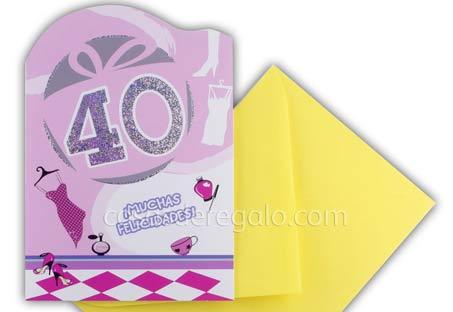 Tarjetas de cumpleaños y aniversarios