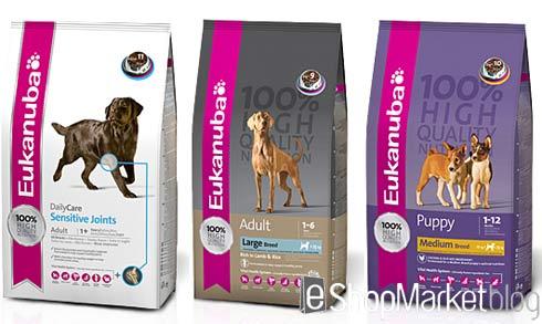 Piensos y alimentación para perros y gatos de Eukanuba, nuestra marca de la semana