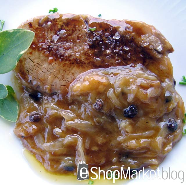 Solomillo de ternera con pedro xim nez men de recetas for Cocinar solomillo de ternera