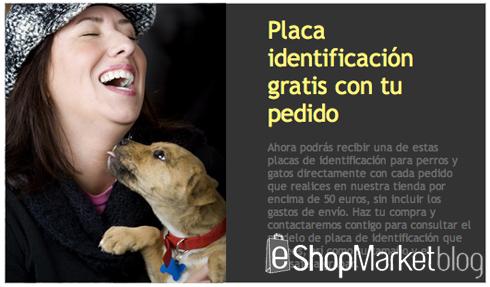 lo más perro de la semana: Placa de identificación gratis con cada pedido