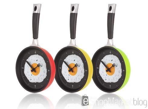 Reloj de pared sunny de balvi para comerse la hora e shopmarket - Reloj de pared para cocina ...