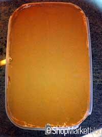 Menú de recetas: montamos todas las capas del Tiramisú y espolvoreamos cacao en polvo