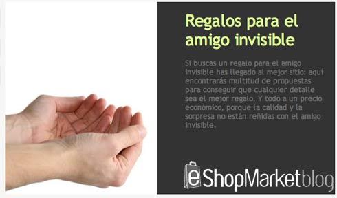 Regalos para el amigo invisible regalos originales y - Regalo amigo invisible ideas ...