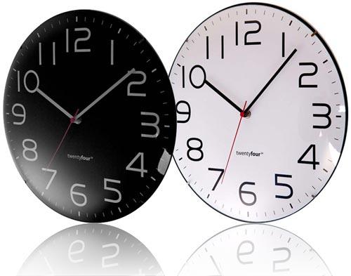Reloj de pared Odissey, sencillo y tan elegante como atractivo