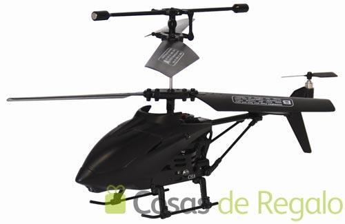 Helicóptero Dicopter a radiocontrol para iPhone o móviles Android