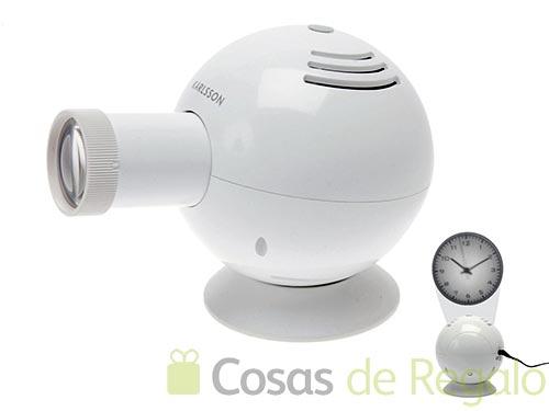 Reloj proyector Ovo de Karlsson