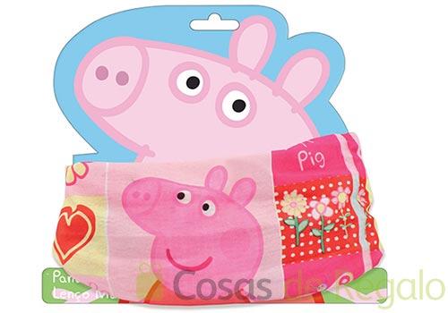 Pañuelos multiusos para niños con diseño de braga