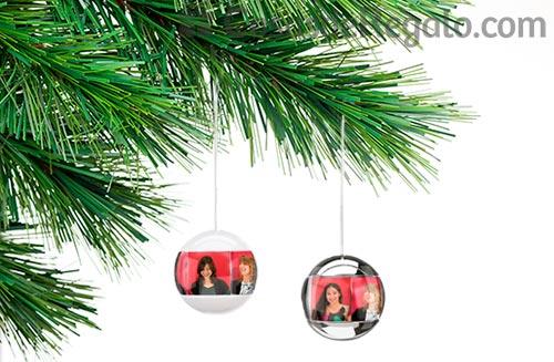 Marcos Para Fotos De Arbol De Navidad.Como Decorar El Arbol De Navidad Con Fotos Mediante El Marco