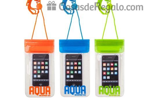 Funda impermeable para móviles