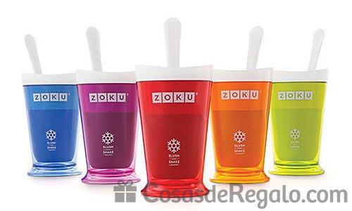 Gana un vaso para hacer granizados de Zoku con este sorteo de regalos