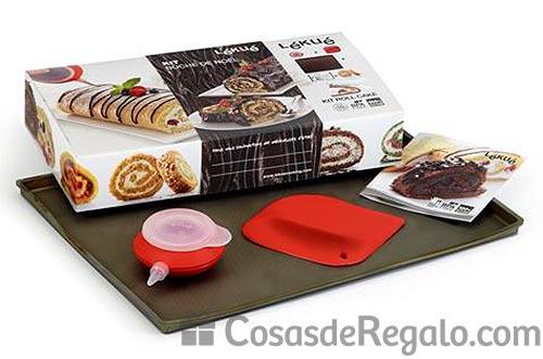 Moldes de pasteles Lékué: muffins, bombones, brazo de gitano...