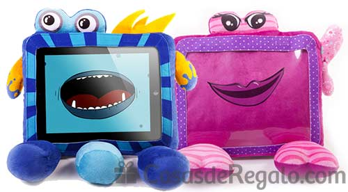 Fundas para tablets de peluche: ideal niños