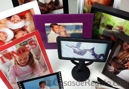 Personaliza tus marcos de fotos y pídelos ya listos para tu boda