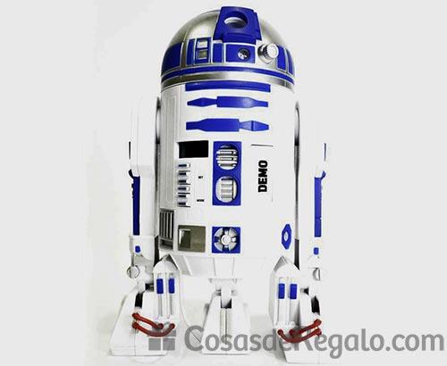 Despertador de Darth Vader y R2-D2: puro Star Wars