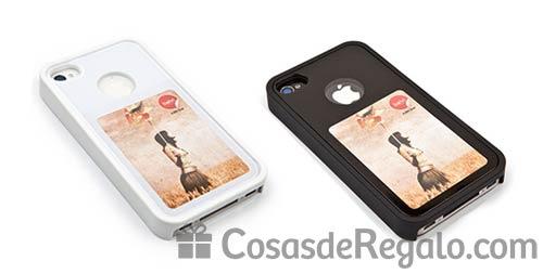 Fundas para iPhone 4 y iPhone 4S con foto: personaliza con un 70 % de descuento