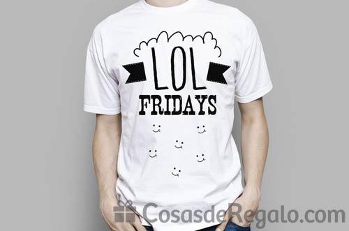 Camisetas frikis para los que lucen su personalidad sin vergüenza