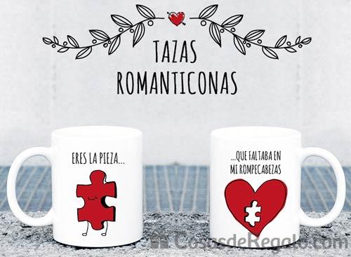 Tazas originales de san valent n un regalo barato y rom ntico for Tazas de te originales