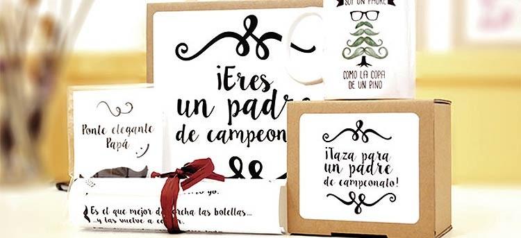Nuevos regalos exclusivos de CosasdeRegalo.com: pack para padres y medallas originales