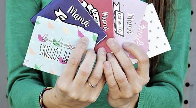 Carteras Mighty Wallet de Dynomighty decoradas por CosasdeRegalo.com