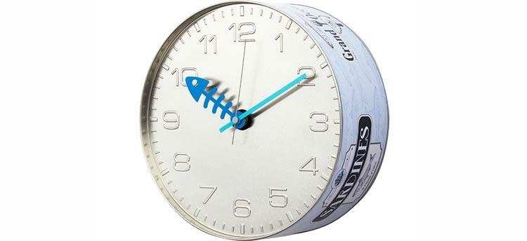 Reloj de pared Grand Ocean