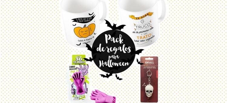 Pack de regalos para Halloween: ¡hazte tu propio pack!