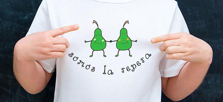 Tres nuevas camisetas para niños: ¡tan molonas como ellos!