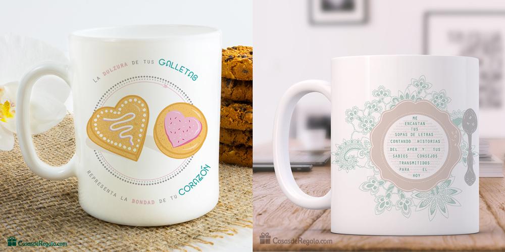 Tazas originales para abuelos y abuelas